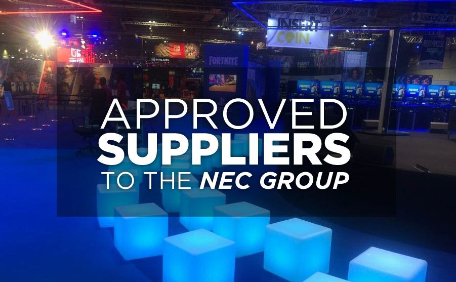 Approved Suppliers to The NEC Group