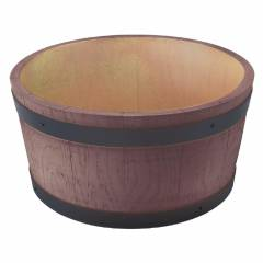 Barrel End Ice Tub Hire
