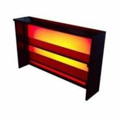 Folding Back-Lit Bar Shelving Hire