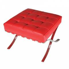 Barcelona Ottoman in Red