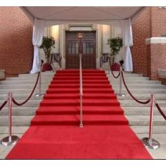 VIP Red Carpet 1m wide x 10m long