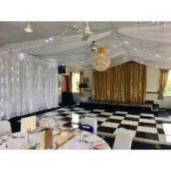 LED Twinkling Dance Floor