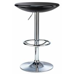 Black Dial Poseur Table For Hire