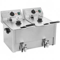 Double Fryer Hire - 8 litre