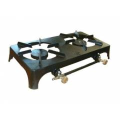 Double Gas Ring Burner - LPG