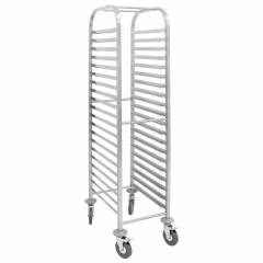 Gastronorm Racking Trolley Hire