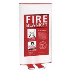 Quick Release Fire Blanket