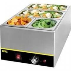 Bain Marie Hire with Gastro Pans and Tap