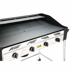 18kw Commercial BBQ Griddle