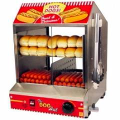 Hot Dog Steamer Hire
