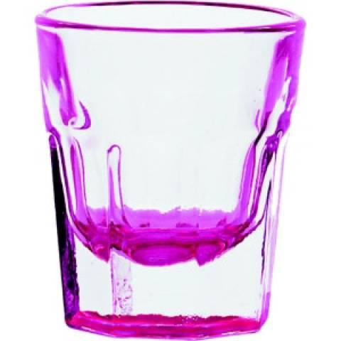Pink Shot Slammer Glass 1.25oz