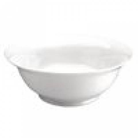 Porcelain Salad Serving Bowl