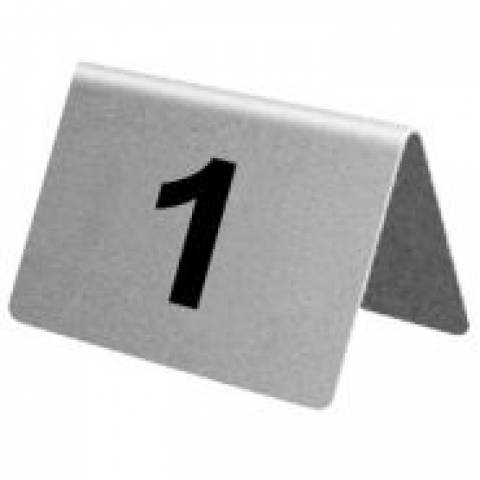 Table Numbers 11-20