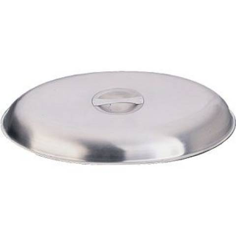 Oval Vegetable Dish Lid 12