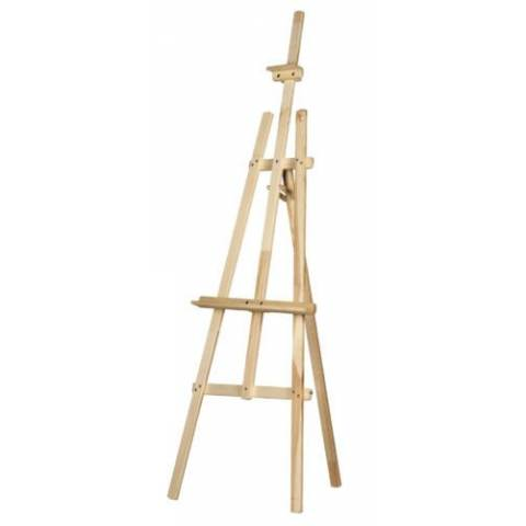 Wooden Easel for Hire - 6ft