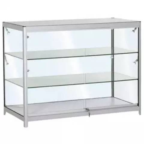 Display Counter Cabinet with full Retail Area