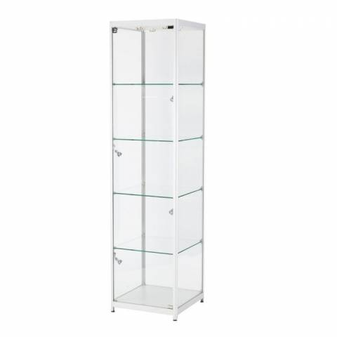 Tallboy Display Cabinet - Single Door