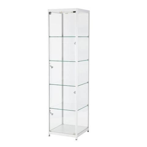 Tallboy Display Cabinet - Single Door