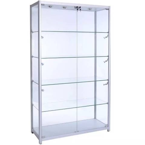 Wideboy Display Cabinet - Double Door