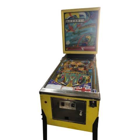 Classic Pinball Machines