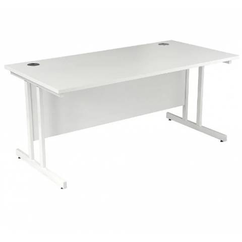 Rectangular Deluxe Desk