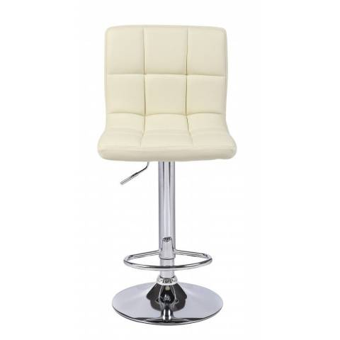 Chester Bar Stool Hire - Cream