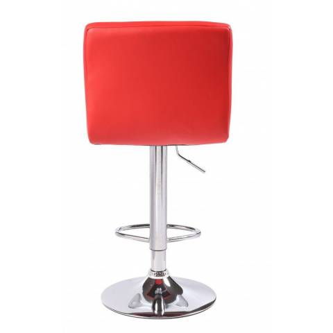 Chester Bar Stool Hire - Red