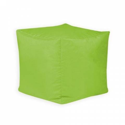 Bean Bag Stool - Green