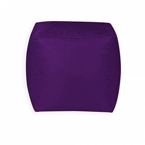 Bean Bag Stool - Purple