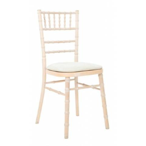 Chiavari Banqueting Chair in Limewash