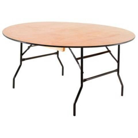 5ft Circular Banqueting Table