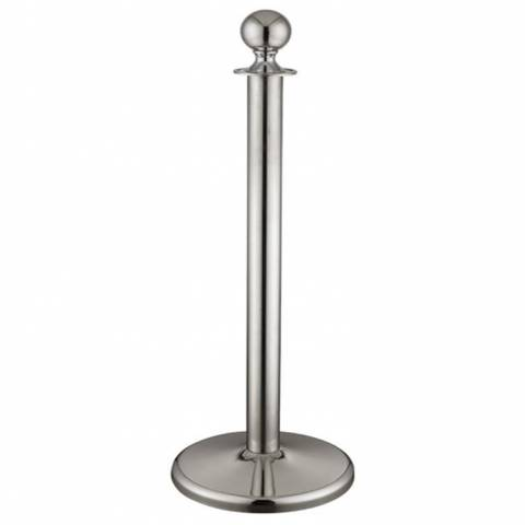 Chrome Barrier Post
