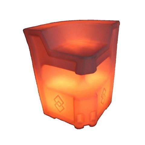 LED Colour Changing Bar Corner