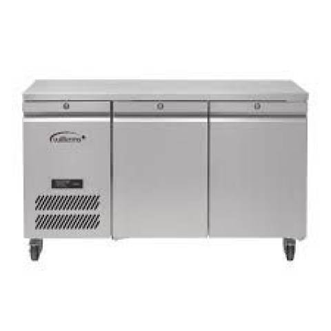 Counter Fridge with Integrated Work surface