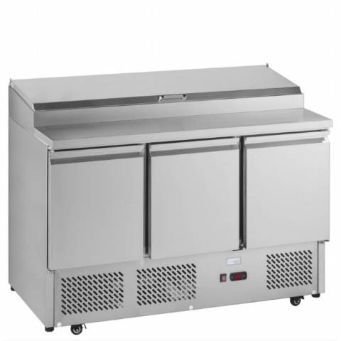 Gastronorm Preparation Counter Fridge Hire