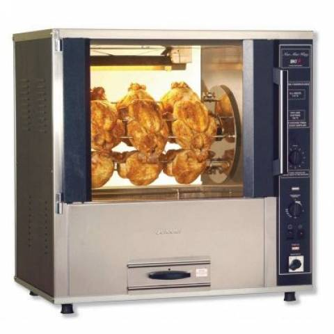 Rotisserie Cooker for Hire - 3 Spit