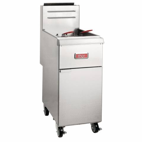 Freestanding LPG Fryer 20Ltr