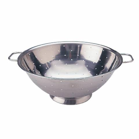 Hire Stainless Steel Colander 14in