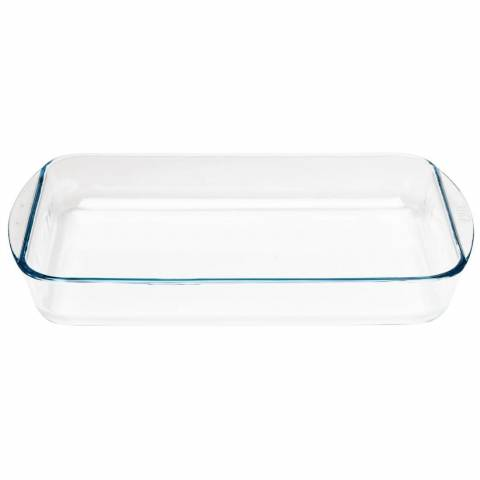 Pyrex Rectangular Glass Roasting Dish 350mm