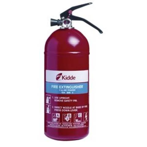 Fire Extinguisher - Multi Purpose (A,B, C and electrical fires)