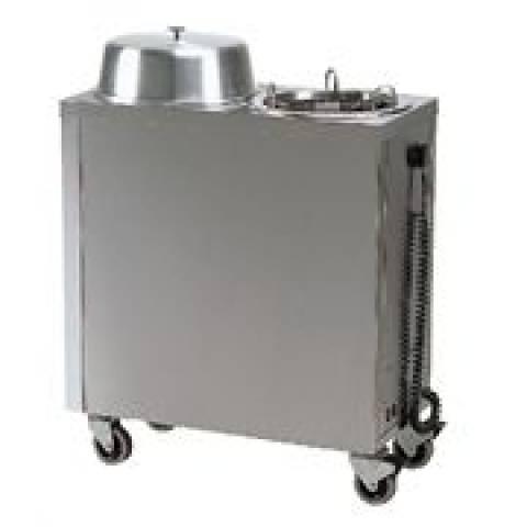 Heated Plate Dispenser