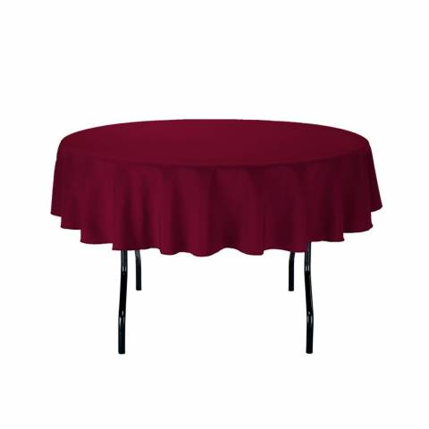 Circular Banqueting Tablecloth 120