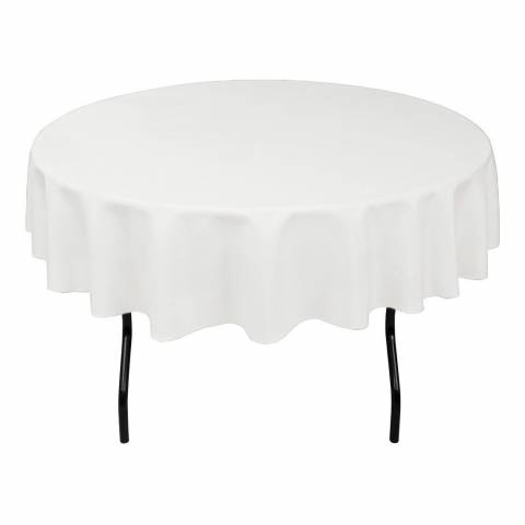 Circular Banqueting Tablecloth 132