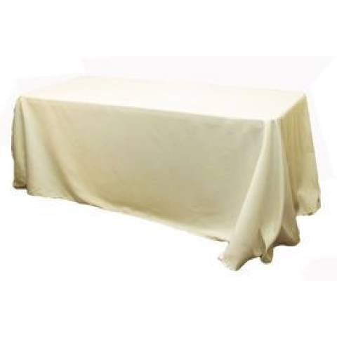 Oblong Banqueting Tablecloth 90