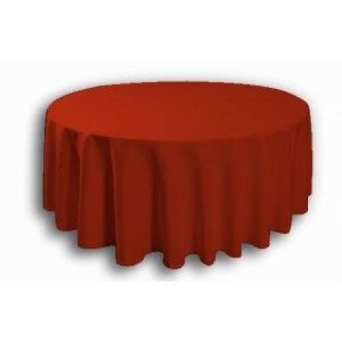 Circular Banqueting Tablecloth 120
