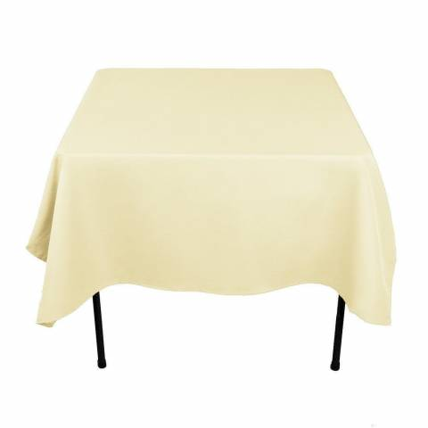 Square Banqueting Tablecloth 70