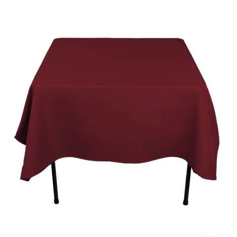 Square Banqueting Tablecloth 90